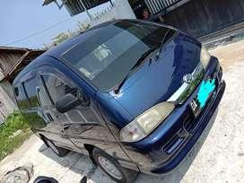 Daihatsu zebra espass