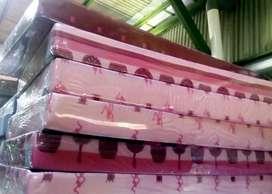 Kasur Busa SoftFoam Silver Garansi 3 Tahun Cover Cotton 180x200x18 cm