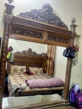 Pure Chinyoti wooden dressing table
