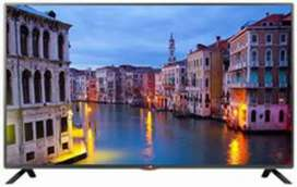 (WINTER SALE) FULL HD LED TV 32 INCHES WITH 1 YEAR WARRANTY ON BILL