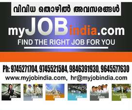 Delivery staff- Aluva-parttime