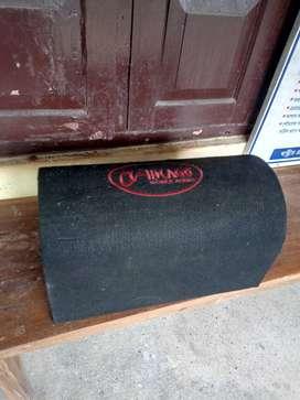 Car Hooper speaker