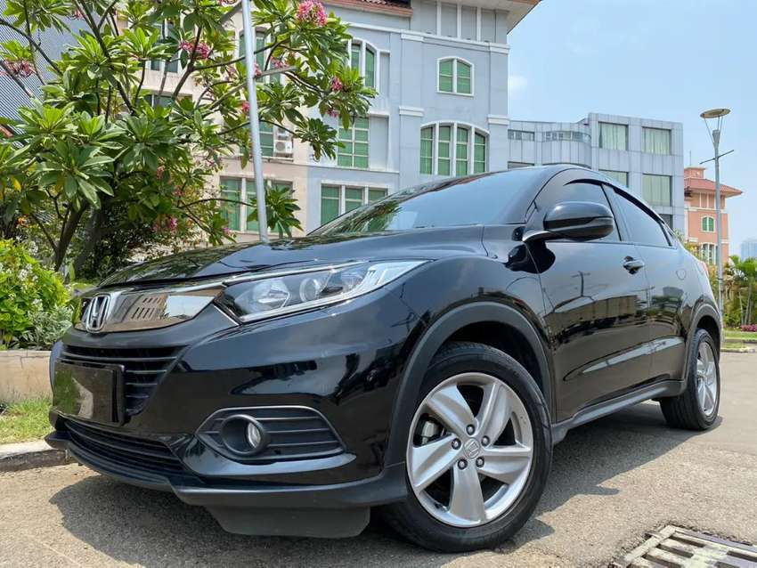 HRV 1.5 S AT 2019 Facelift Black Km20rb Record #AUTOHIGH #BEST DEAL 0