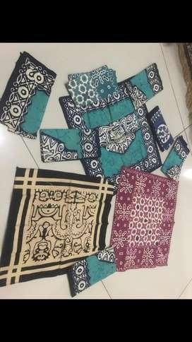 Napkin batik lucu -0 pcs