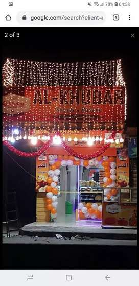 BAKERY SHOP FOR SALE