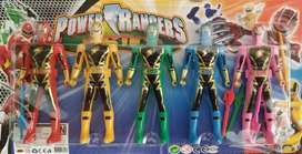 Power rangers murah isi 5
