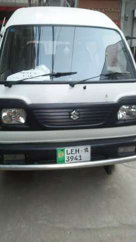 Suzuki Bolan is available for Rent