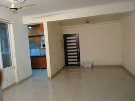 2 BHK + study semi furnished flat on rent in Royal Nest