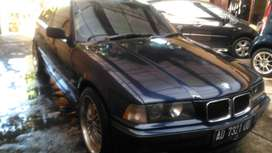 BMW 320i E36 2.0 Manual Nopol AD Tahun 1996 !!!