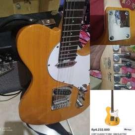 Gitar CORT telecaster MANSON