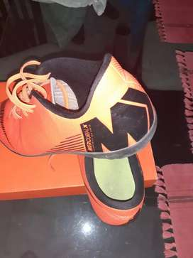 Nike football boots astro turf grippers 2018 mercurial X  original