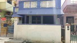 1280 sq.ft land with building for Sale at Medavakkam