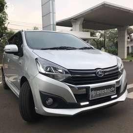 Daihatsu Ayla 1.2 R M/T 2019 SILVER