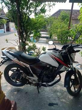 Honda new Megapro 2013