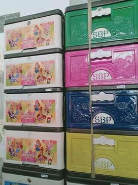 lemari rak konteiner 4 susun