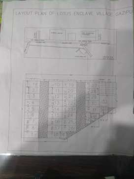 Plots for sale in Zirakpur size 111 sy at very reasonable price