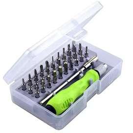 Aisilin Obeng 32 in 1 Magnetic Screwdrivers Repair Tool kit for HP JNN