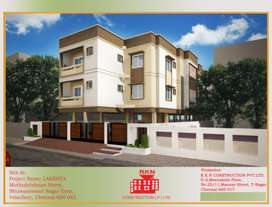 New/Approved 2BHK Flats for Sale in Velachery (Price Negotiable)