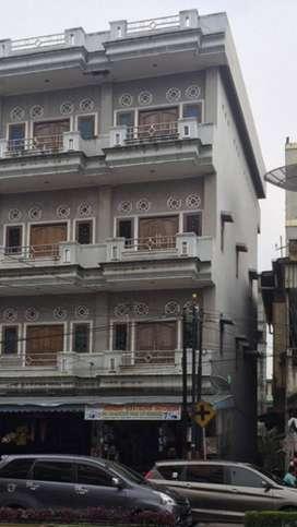 Ruko Rumah 4 Lantai Jalan Jendral Sudirman Bangka