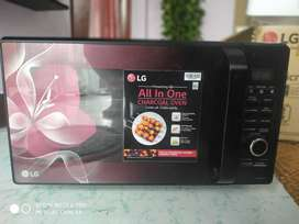 Brand new LG MicroWave Oven ( all in one), only 1 year old.