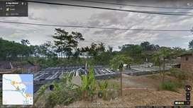 Dijual tanah, Jalan Ry Banyubiru - muncul - salatiga, view rowopening