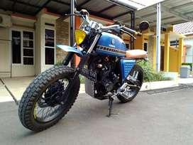 Scorpio blue tracker