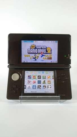Nintendo 3DS Reguler Black