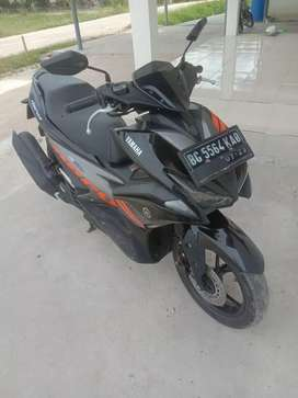 Yamaha aerox vva
