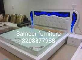 New modular bed plywood Sameer furniture 47