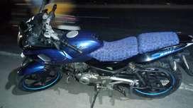 Pulsar 220 Blue