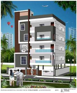 3BHK Luxury flats for Sale NEW CONSRUCTION