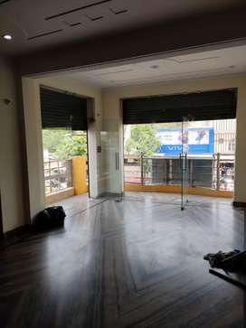 On Ramghat Road, semi furnished hall.