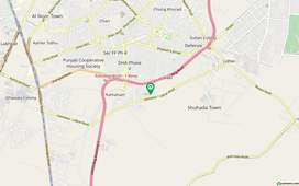 Residential Plot In State Life Housing Society Sized 5 Marla Is Availa