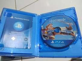 2 game langsung Horizon zero dawn dan Driveclub Game PS4 ps 4
