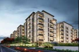 Gated Community New 2BHK Flats are available on Atchutapuram