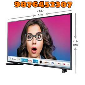 32 Smart Led Tv 2 Year Full Replacement Gurantee GST Bill