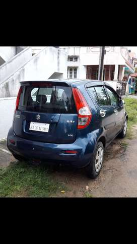 Maruti Suzuki Ritz Vxi BS-IV, 2009, Petrol