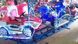 karet lokomotif odong odong kereta panggung mainan anak ukuran gede 11