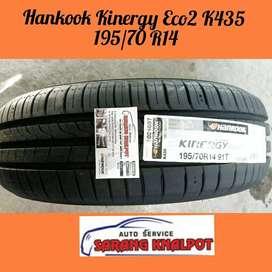 JUAL BAN mobil Kijang Innova HANKOOK KINERGY ECO 195/70R14