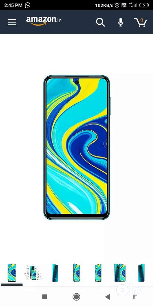 Redmi Note 9 Pro & 9 pro max available for limited period. 0