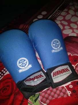 HANAH Karate gloves