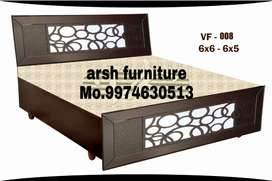 Ad00133 dubbel bed plywood 6x5