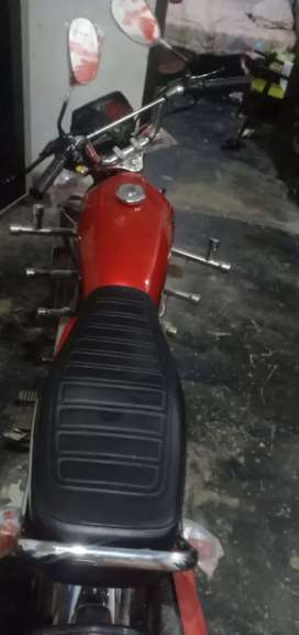 Honda cg125 good condition urgent sale just buy and drive