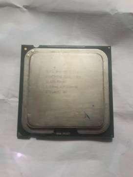 Pentium E2160 Dual Core processor
