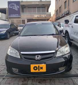 Honda Civic Vti  2006 Manual .