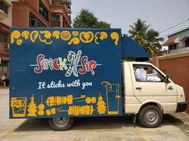 Food truck ashik Leyland dost lite
