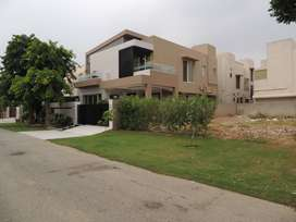 Kanal Plot DHA Phase 7 Block U Ideal for Building Your Future Home.