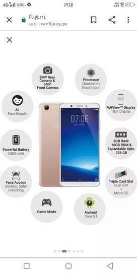 Good condition vivo y71i