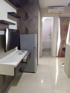 DIsewakan Apartemen Bassura 2BR Tw F 9AC Furnished, Cipinang, JakTim
