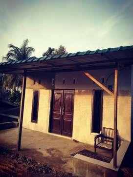 Disewakan rumah perbulan Rp 800000 bisa nego